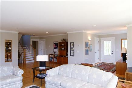 Chatham Cape Cod vacation rental - Living Room and Entry (First Floor)
