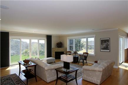 Chatham Cape Cod vacation rental - Living Room (First Floor)
