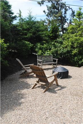 South Chatham Cape Cod vacation rental - Fire Pit