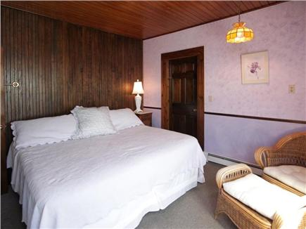 Falmouth Heights Cape Cod vacation rental - King bed with ensuite