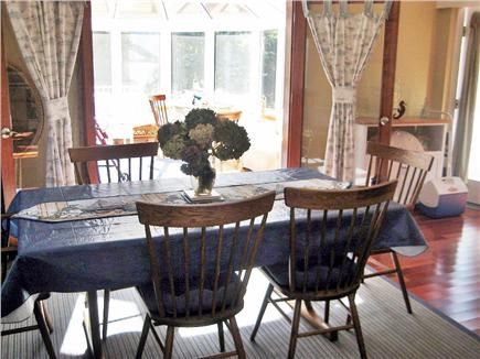 Eastham Cape Cod vacation rental - Dining