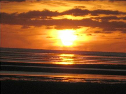 Eastham Cape Cod vacation rental - Sunset