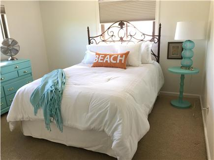 Harwich Port Cape Cod vacation rental - Beachy Keen bedroom with queen-sized bed.