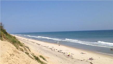 South Wellfleet Cape Cod vacation rental - Ocean beach a mile away.