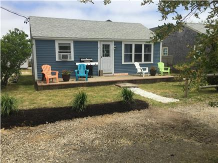 Provincetown Cape Cod vacation rental - Front of house
