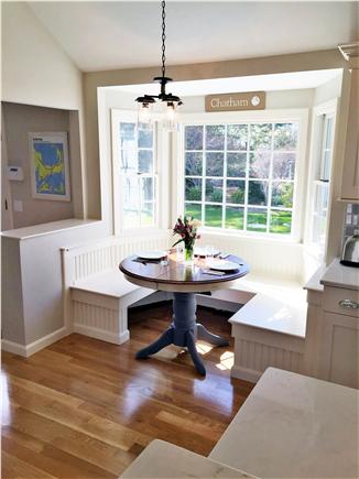 Chatham Cape Cod vacation rental - Breakfast nook drenched in sunshine