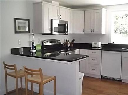 Chatham, Ridgevale Cape Cod vacation rental - Kitchen, open to living room