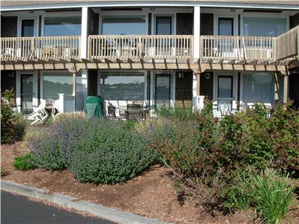South Yarmouth Cape Cod vacation rental - Back