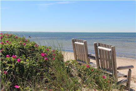 Truro Cape Cod vacation rental - Relax and Enjoy The Private Beach