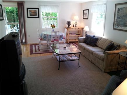 North Chatham Cape Cod vacation rental - Living Room