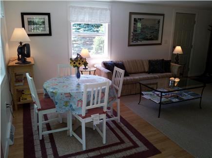 North Chatham Cape Cod vacation rental - Dining Area
