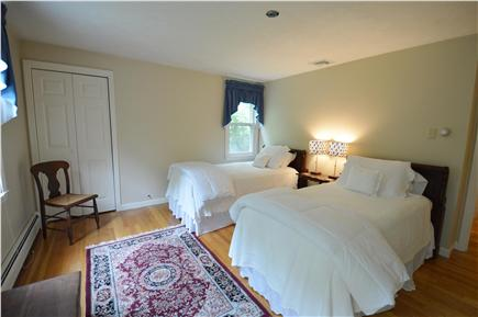 Barnstable Village Cape Cod vacation rental - Guest bedroom with 2 twin beds