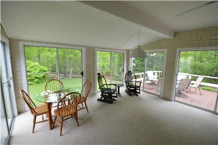 Barnstable Village Cape Cod vacation rental - Sunroom with daybed - great for all