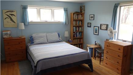 South Wellfleet Cape Cod vacation rental - The downstairs large bedroom