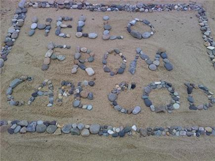Eastham Cape Cod vacation rental - Hello from Cape Cod