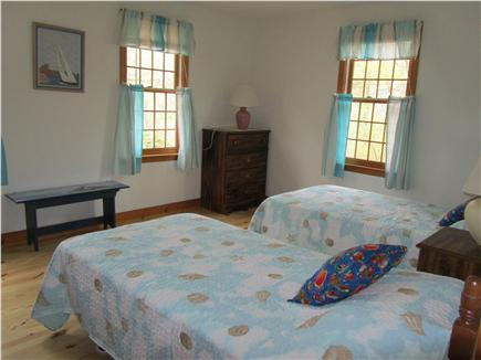 Eastham Cape Cod vacation rental - Downstairs twin bedroom