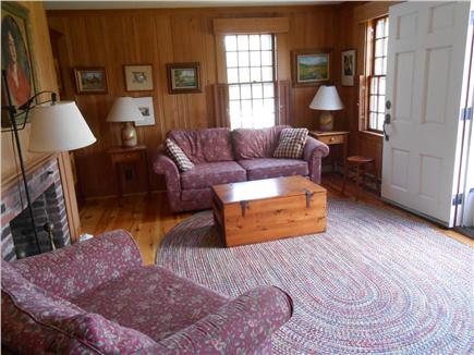 East Dennis Cape Cod vacation rental - Additional sitting or TV room