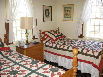 East Dennis Cape Cod vacation rental - Bedroom  Three