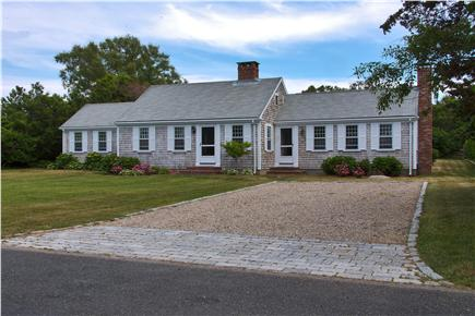 East Dennis Cape Cod vacation rental - East Dennis home with central air