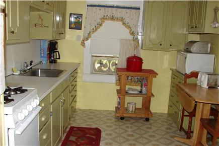 Eastham Cape Cod vacation rental - Kitchen with ample dishware and cooking utensils