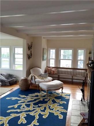 West Yarmouth Cape Cod vacation rental - Living Area - Front