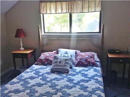 Brewster, Ocean Edge Resort Cape Cod vacation rental - Loft bedroom with double bed