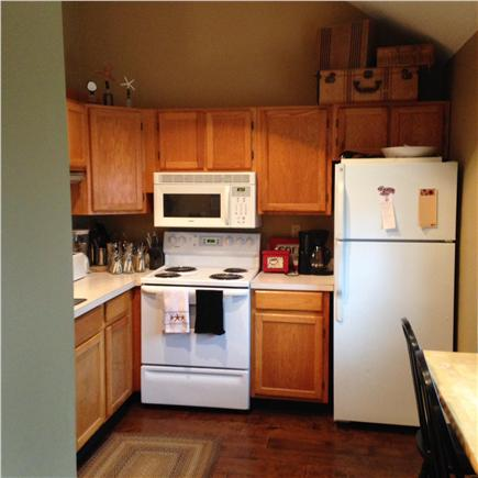 Brewster, Ocean Edge Resort Cape Cod vacation rental - Fully equipped eat-in kitchen