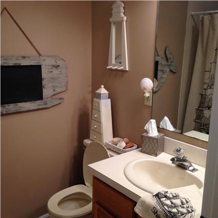 Brewster, Ocean Edge Resort Cape Cod vacation rental - Hallway Full Bath
