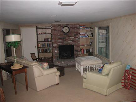 Centerville Centerville vacation rental - Family room downstairs