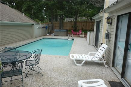 New Seabury, Mashpee New Seabury vacation rental - Pool & Hot Tub and patio