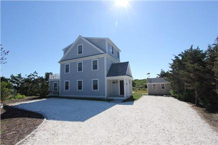 East Sandwich Cape Cod vacation rental - Front of the House