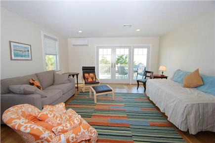 East Sandwich Cape Cod vacation rental - Second Floor Living Area