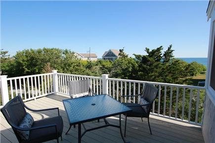 East Sandwich Cape Cod vacation rental - Deck off 2nd Floor Living Area