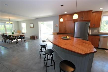 East Sandwich Cape Cod vacation rental - Custom Kitchen Counter