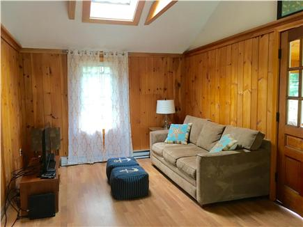Eastham Cape Cod vacation rental - One half of the spacious living room