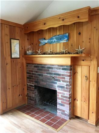 Eastham Cape Cod vacation rental - The other half of the spacious living room