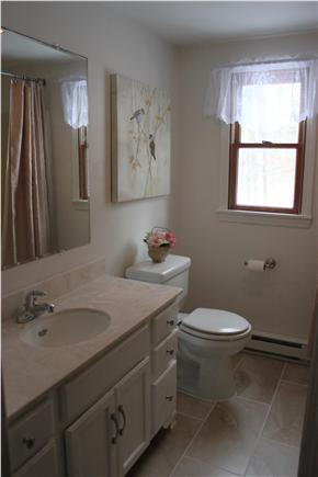 Eastham Cape Cod vacation rental - Upstairs bath