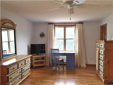 North Eastham Cape Cod vacation rental - Master suite with private full bath on the second floor