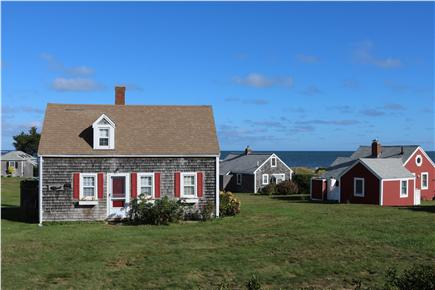 Barnstable, Cummaquid Cape Cod vacation rental - This Cottage is Part of a Small Historic Village