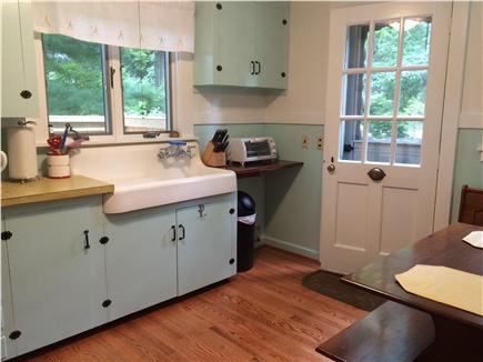 Orleans Cape Cod vacation rental - Bright Kitchen gets the morning sun.