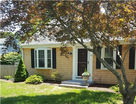 Falmouth Heights Cape Cod vacation rental - Newly renovated, large yard, 4 bdrm home, 6 minute walk to beach