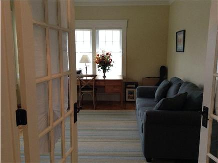 West Yarmouth Cape Cod vacation rental - Study with pull-out sofa