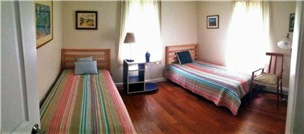 Eastham Cape Cod vacation rental - Twin Bedroom First Floor