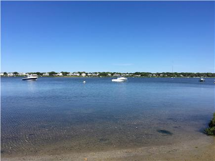 Falmouth Cape Cod vacation rental - Great Pond access - two minute walk