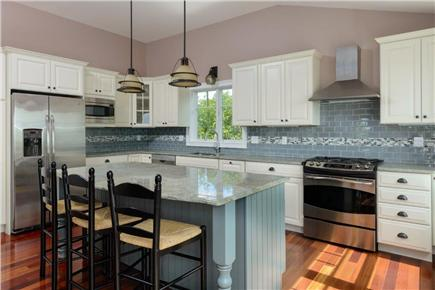 Falmouth Cape Cod vacation rental - Kitchen with many modern amenities