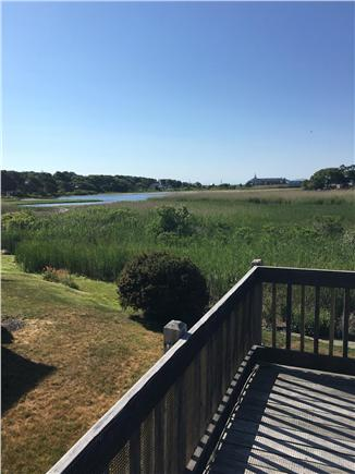 South Yarmouth Cape Cod vacation rental - View of Run Pond and Smugglers Beach in the distance.