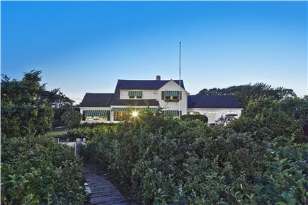 Falmouth Cape Cod vacation rental - Classic 4-bedroom family home directly on Vineyard Sound