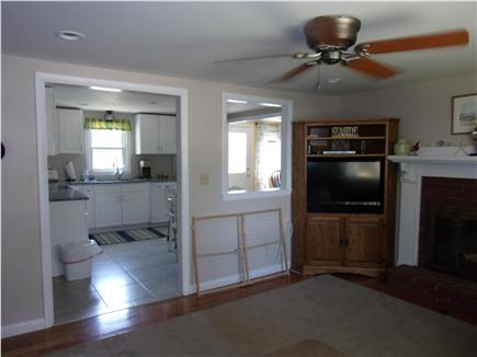 Falmouth Cape Cod vacation rental - Another family room with wii and kids toys