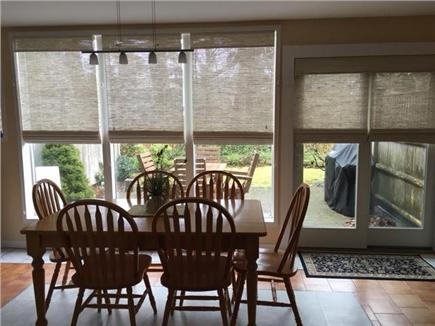 Provincetown Cape Cod vacation rental - Patio and sliding door to outside