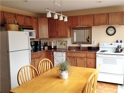 Provincetown Cape Cod vacation rental - Fully equipped, eat-in kitchen